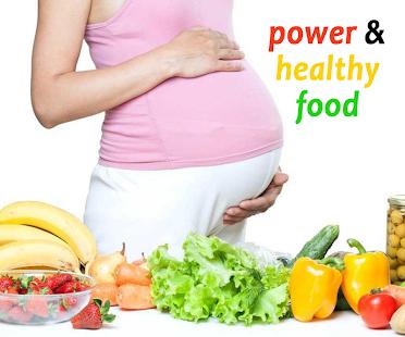 Healthy food recipe book power pregnancy food android apps on healthy food recipe book power pregnancy food screenshot thumbnail forumfinder Images