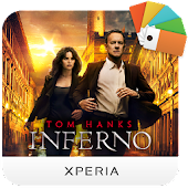 XPERIA™ Inferno Theme