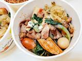 極享滷意蔬果鮮食滷味 台中南屯東興店