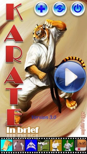 Karate in brief