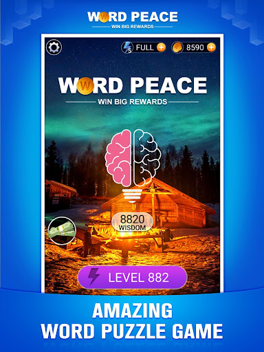 Word Peace -  New Word Game & Puzzles screenshots 15