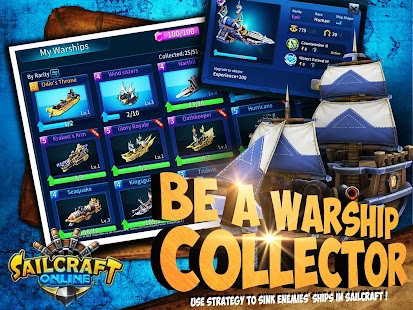 SailCraft - Battleships Online Screenshot