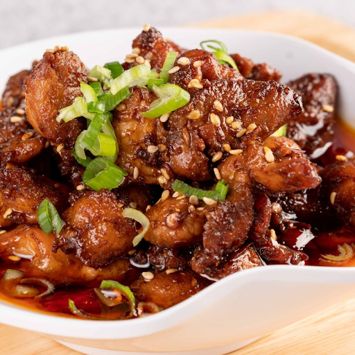 Spicy Chicken Joints 冷吃鸡脆骨