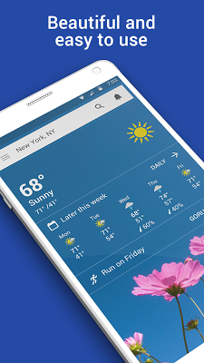 Weather - The Weather Channel - screenshot