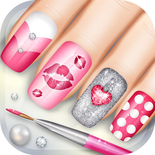 Fashion Nails 3D Girls Game (app)