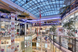 Shopping centres in Prague