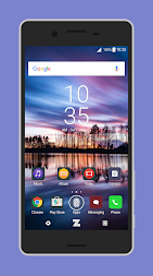 zWalkz Theme For Xperia APK screenshot thumbnail 2