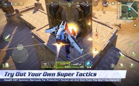 Cyber Hunter MOD Apk 0.100.336 (Unlimited Money) 5