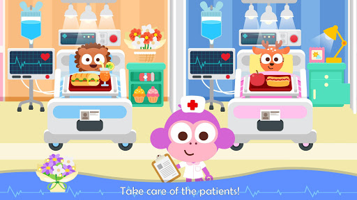 Papo Town: Hospital filehippodl screenshot 7