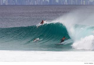 Photo: Photo of the Day: Dean Morrison, Kirra. Photo: Frieden #Surfer #SurferPhotos