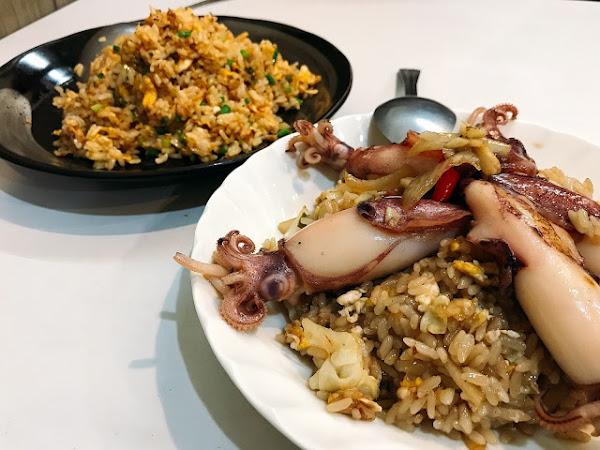 佑師-絕鼎炒飯專門店,常研發特別口味限量的創意炒飯(小卷炒飯)