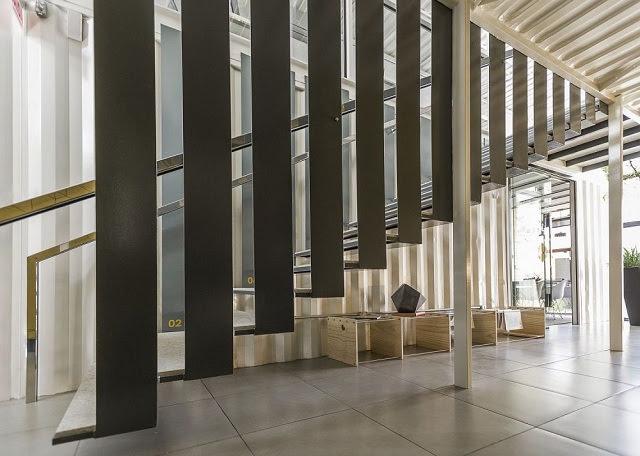 Desain Kantor Kontainer - Rodrigo Kirck Arquitetura-5
