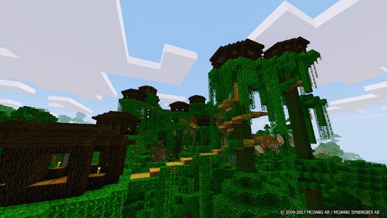 Tarzans Village Tree House Map For Minecraft Apps Bei Google Play - Minecraft spieler melden