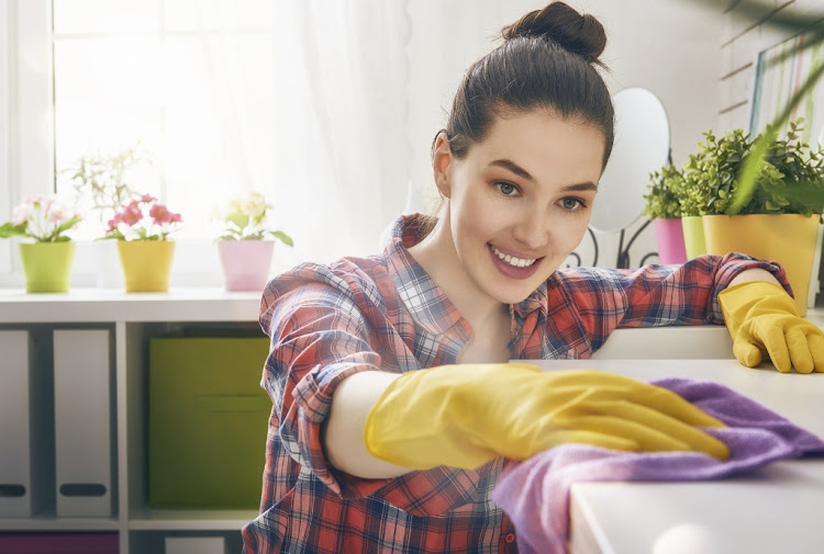 Keeping your home clean is one way to reduce exposure to hormone-disrupting chemicals.