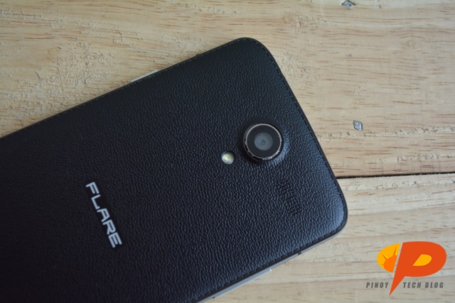 Cherry Mobile Flare 4 Review camera flash