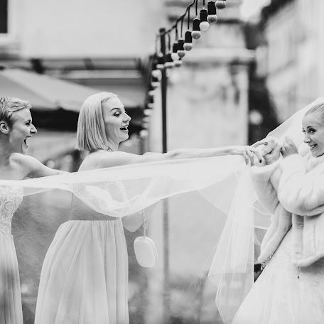 Wedding photographer Olena Kondrashova (euphoria). Photo of 03.12.2016