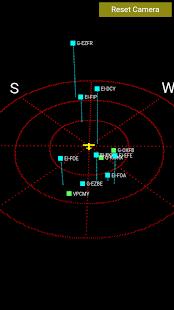Radar3D - náhled