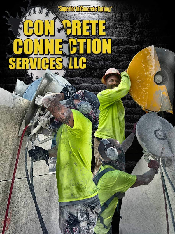 Concrete Connection Services