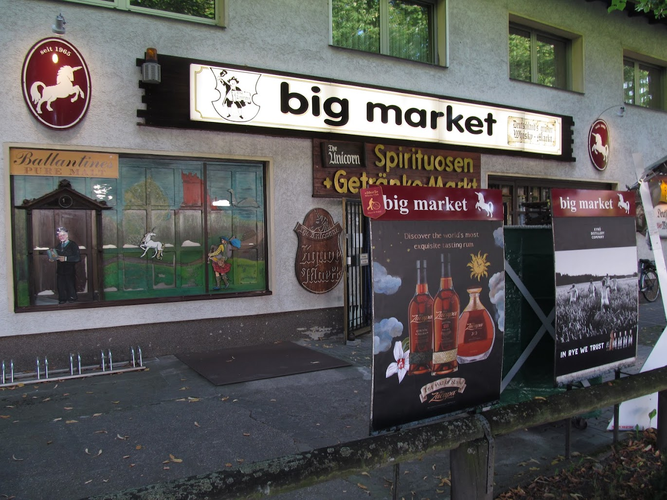 Big Market, Berlin