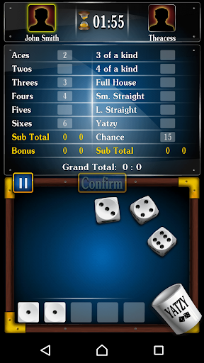 Yachty Dice Game ud83cudfb2 u2013 Yatzy Free 1.2.8 screenshots 4