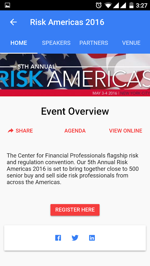 Risk Insights- screenshot