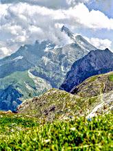 Photo: T-23-2.2 Blick vom Col de Bostan auf der Grenze Schweiz-Frankreich in die Schweiz  Toureninfos: http://pagewizz.com/liste-wanderungen-und-ausfluege-in-hochsavoyen-frankreich/