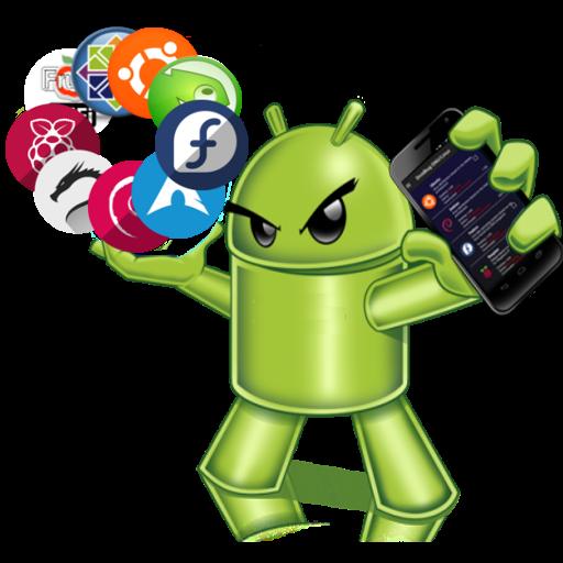 Droidbug GNU/Linux PRO