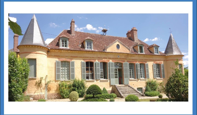 Château La Ferté-Gaucher