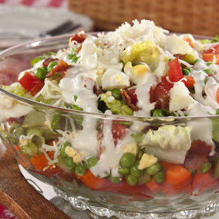 Special Seven-Layer Salad