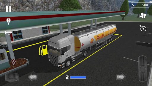 Cargo Transport Simulator 1.11 screenshots 1