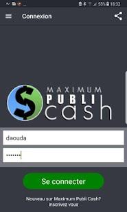 MPCash - náhled