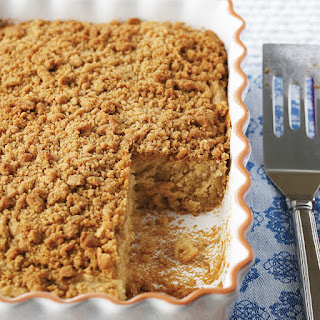 Gluten-Free Coffee Cake with Streusel Topping Recipe