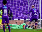 Sinan Bolat was dit weekend belangrijk voor KAA Gent met een penaltyredding