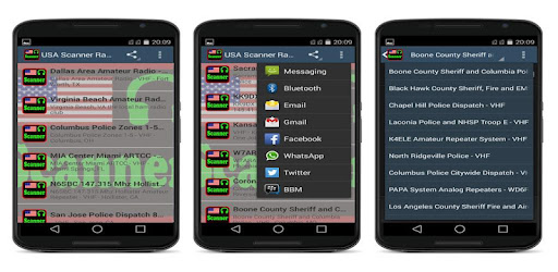 USA Scanner Radio Stations - Apps on Google Play
