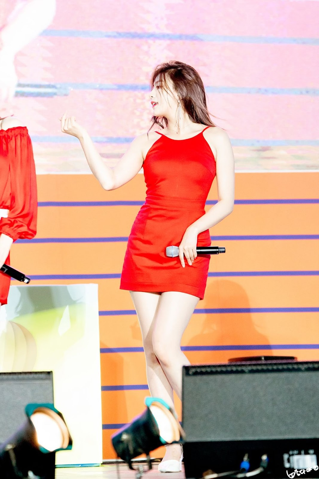 tallest - hayoung