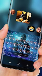 Galaxy Keyboard for Alan Walker - náhled
