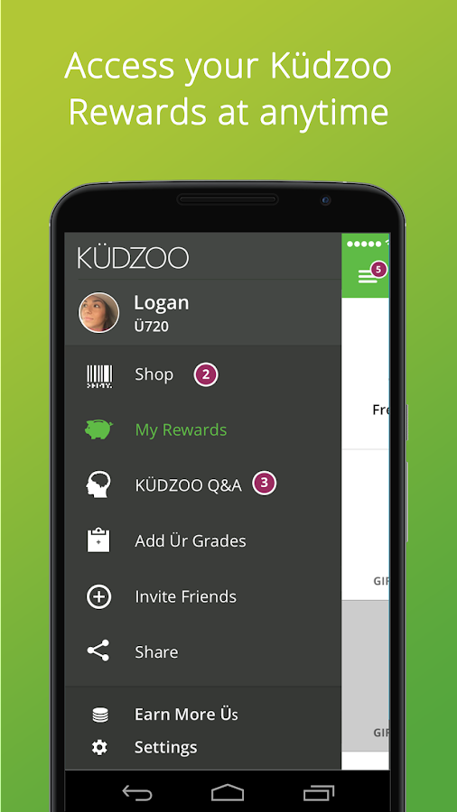 Kudzoo- screenshot