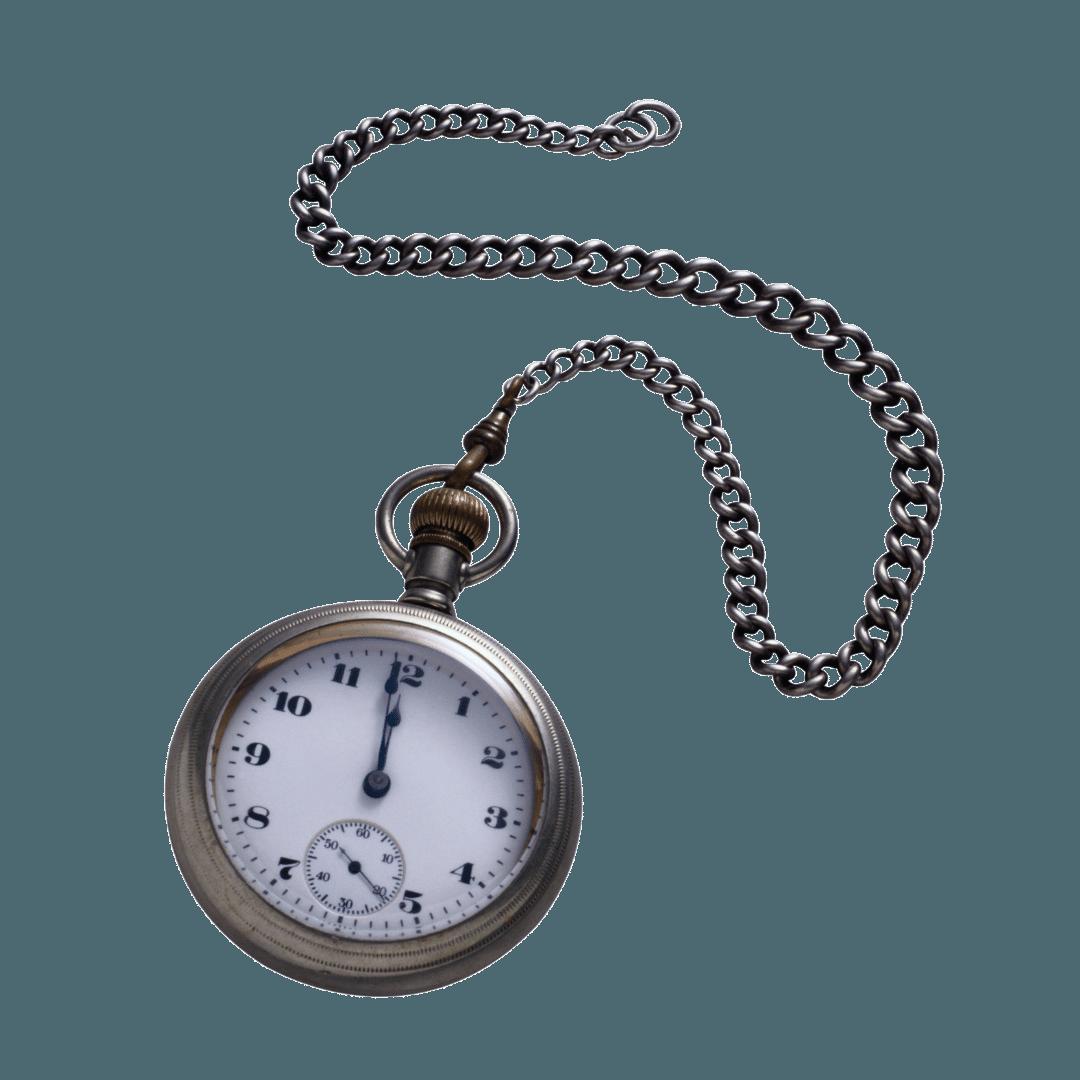 Pocket watch style