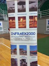 Photo: Infraex 2000 S.L., patrocinador del evento.