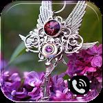 Purple Diamond Lavender Theme