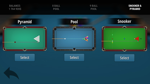 Pool Online - 8 Ball, 9 Ball modavailable screenshots 3