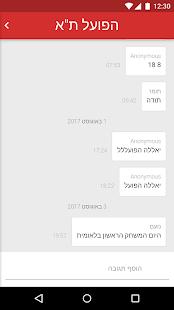 הפועל תל אביב עכשיו - náhled