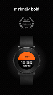 TTMM for Pebble Time Round- screenshot thumbnail