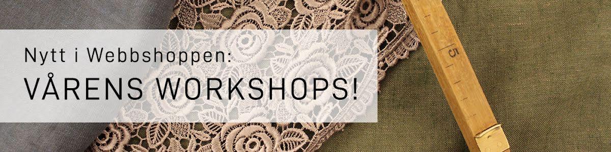 Julklappstips: Ge bort en Workshop!