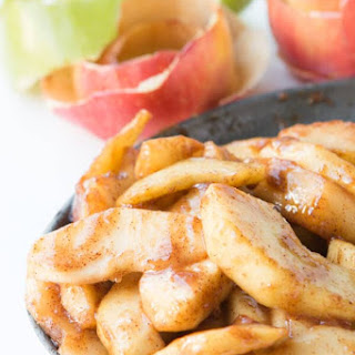 Copycat Boston Market Cinnamon Apples.
