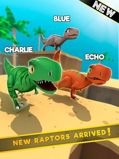 Jurassic Alive: World T-Rex Dinosaur Game screenshot 8