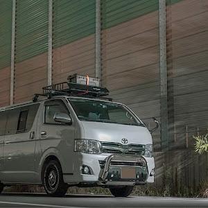 ハイエース TRH200Vのカスタム事例画像 Yuya_Itsukaさんの2021年07月27日22:44の投稿