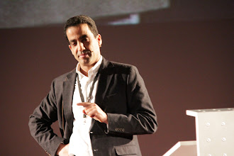 """Photo: TedxAlsace - Mostafa Kander - Co-Fondateur de Pharmescence - 'Du salariat à entrepreneuriat : une transformation radicale"""""""