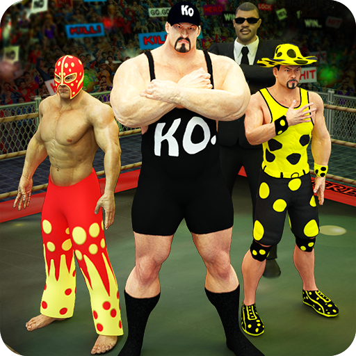 Wrestling Manager Pro: Triple Tag Team Stars Fight