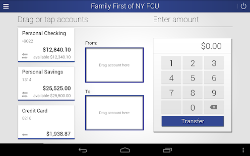 Family First of New York  CU- screenshot thumbnail